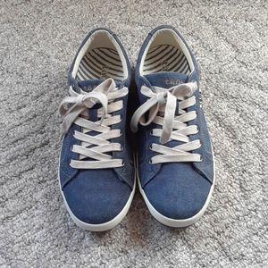 Taos denim sneakers